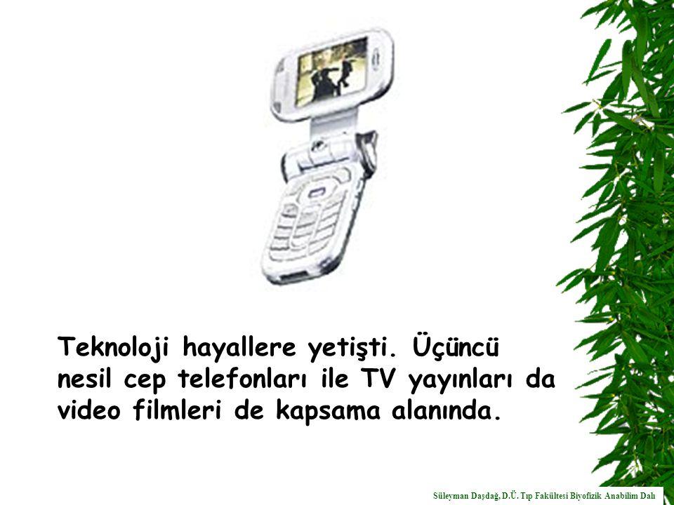 Cep telefonundaki radyasyon, bağlantı aşamasında en üst seviyeye çıkar.