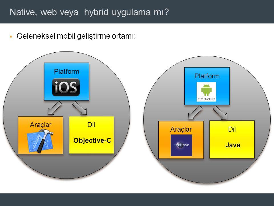 © 2011 Adobe Systems Incorporated.Native, web veya hybrid uygulama mı.