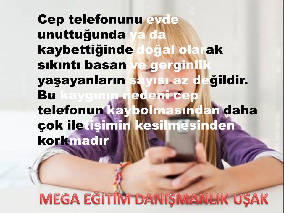 Cep telefonu yetişkinlerin hayatına girdiği gibi çocukların hayatına da girmiştir.