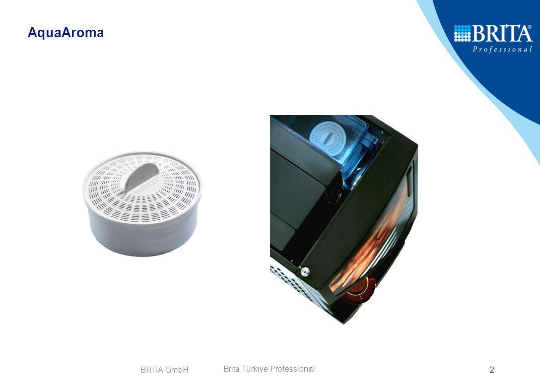 BRITA GmbH3 Depo içinde depo Sistemli Kahve Makinelerine Filtre Kartuşu (iç içe entegreli Sistem) Doğrudan Su deposunun içinde pratik çözüm - AquaAroma Su Deposu entegreli Kahve-Espresso Makinelerine - Seyyar ve Su deposu bulunan Kahve Makinelerinde ve içecek otomatlarında AquaAroma Profili Avantajınız: kolay kurulum .