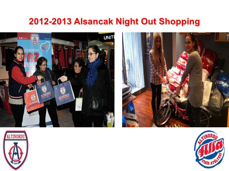 2012-2013 Alsancak Night Out Shopping