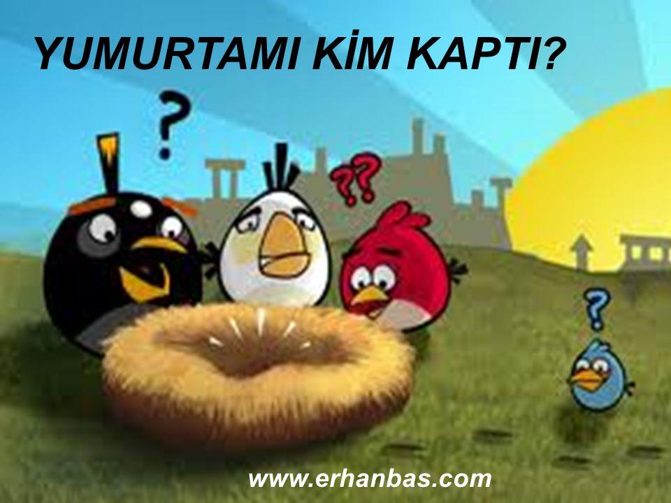 YUMURTAMI KİM KAPTI? www.erhanbas.com