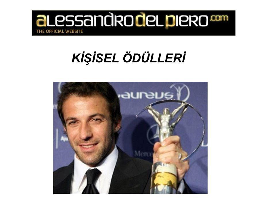 U-21 Avrupa da yılın futbolcusu 1996 Kıtalararası Kupa Finali MVP Ödülü 1998 En başarılı oyuncu ödülü 1997 UEFA Şampiyonlar Ligi Gol Krallığı 1998 UEFA Şampiyonlar Ligi Gol Krallığı