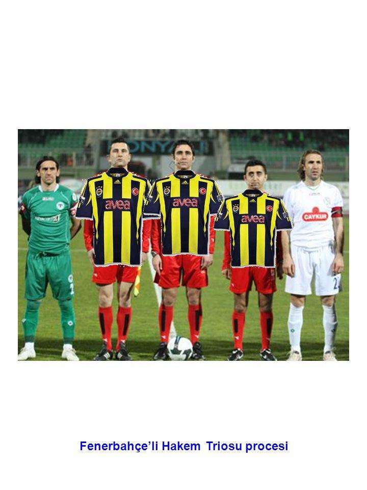 Fenerbahçe'li Hakem Triosu procesi