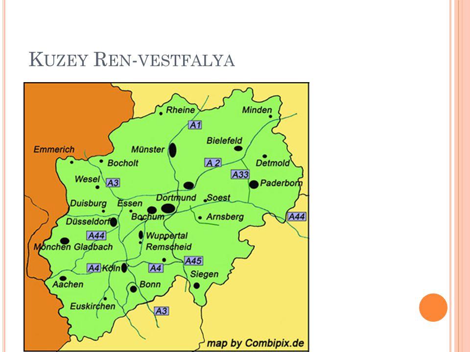 K UZEY R EN - VESTFALYA