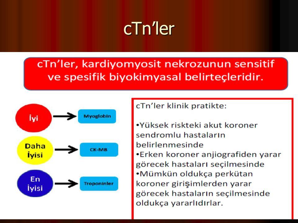 cTn'ler