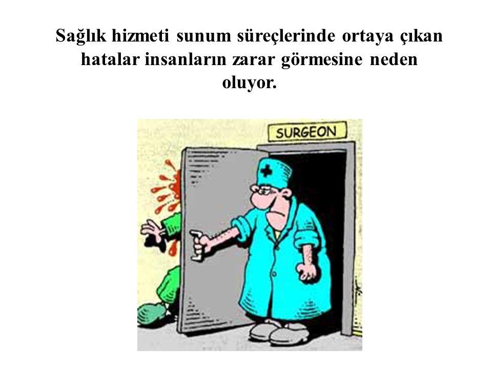 Türkiye'de Hasta Güvenliği alanında neler yapıldı?
