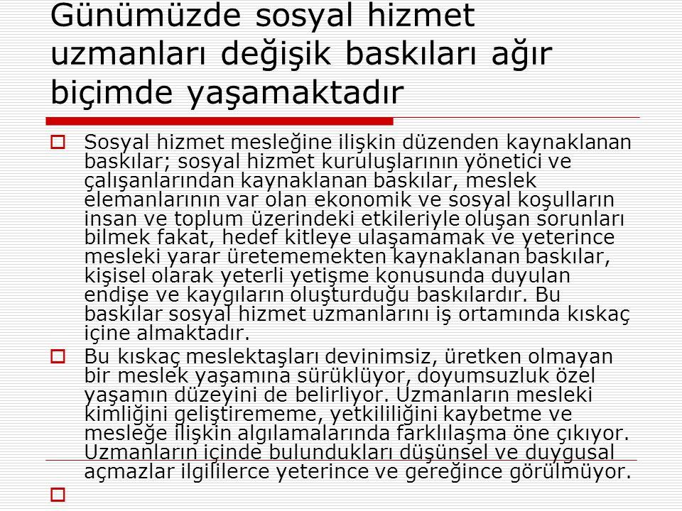 Gelişme İçin Direnç ve Baskılardan Kurtulma  Türkiye'de bilimsel ve mesleki güçlerin devingenliğinin yaşanılan çelişkileri kapsayan bir politika ve strateji etrafında sağlanması,  insanın ve toplumun özgürleşmesi, özgür birey, örgütlü toplum ve demokratik sosyal hukuk devletinin gelişmesi,  bilimsel ve teknolojik gelişmeler doğrultusunda demokratik toplum düzeninin oluşması, insan haklarına dayalı anlayışlarla hareket eden, ekonomik ve gelişmelerle sosyal gelişmelerin uyum içinde oluşması için çaba gösteren bir anlayışı gerektirir.