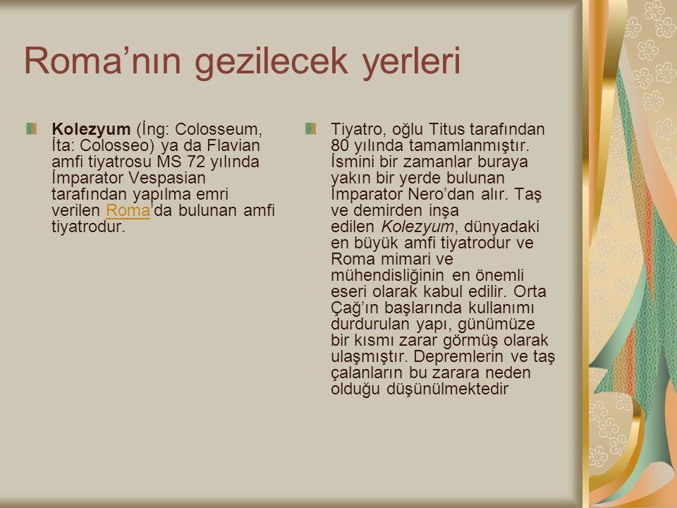 İzmir'in tarihi mekanları İzmir in görülmesi gereken yerleri saymakla bitmez.