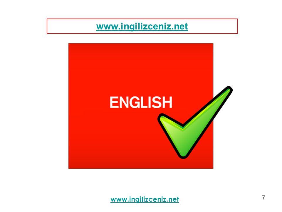 7 www.ingilizceniz.net