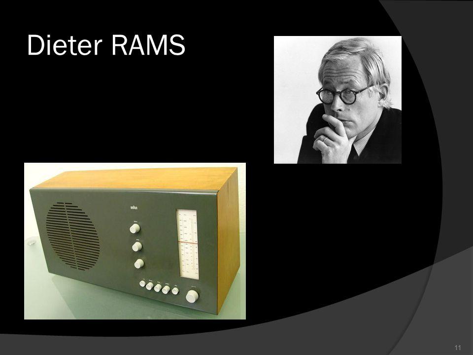 Dieter RAMS 11