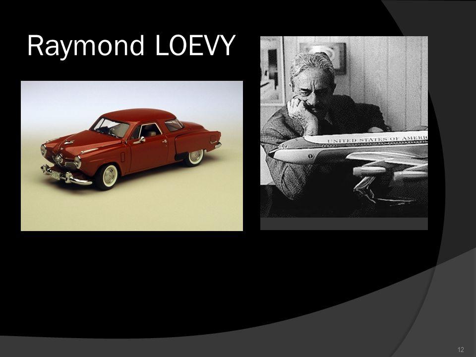 Raymond LOEVY 12