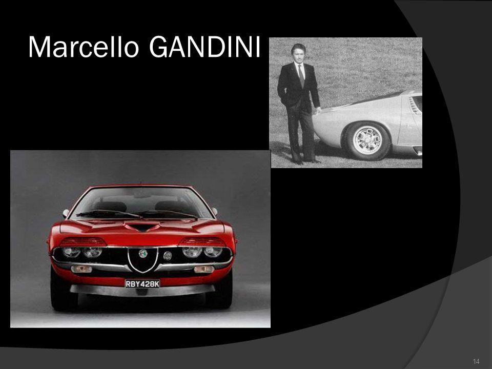 Marcello GANDINI 14
