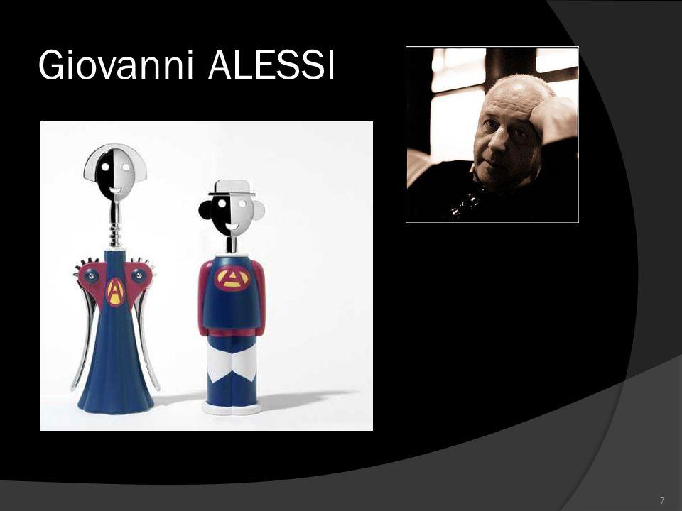 Giovanni ALESSI 7