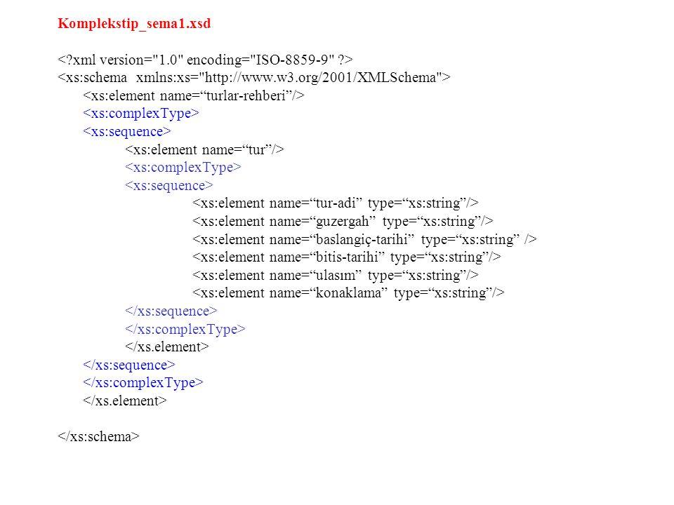 Nitelik_icerigi_sema12.xsd (fixed= .... veya default= .... )