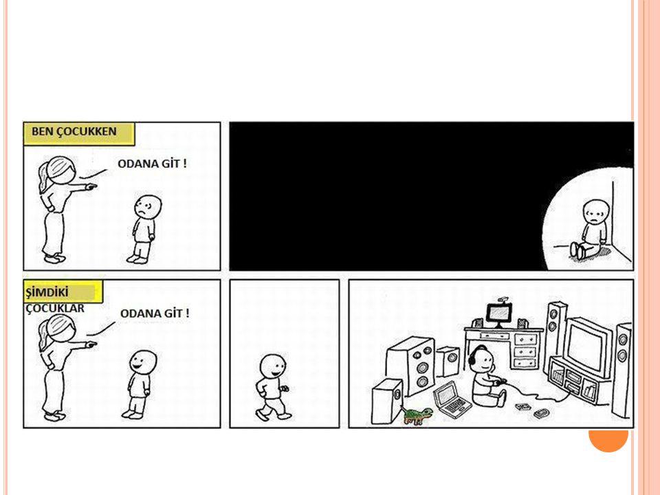 Teknoloji Kullanımı = İlerleme Teknoloji Bağımlılığı = Gerileme