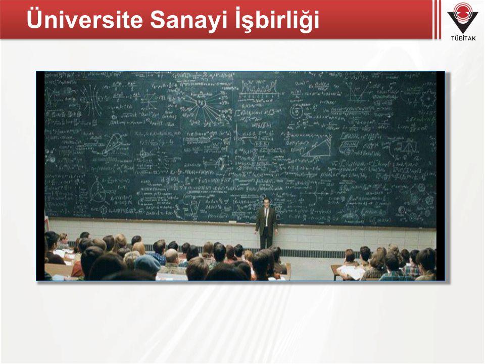TÜBİTAK Üniversite Sanayi İşbirliği