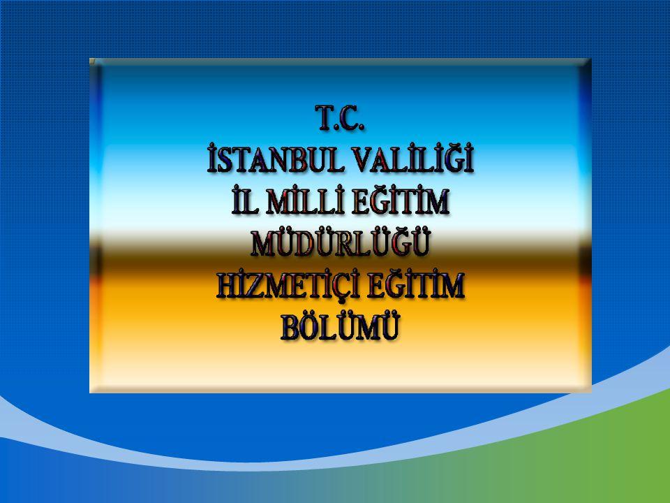 EĞİTİM GÖREVLİLERİ 2.Formatör Öğretmenler, 3. Alanında Uzman Yöneticiler, 1.