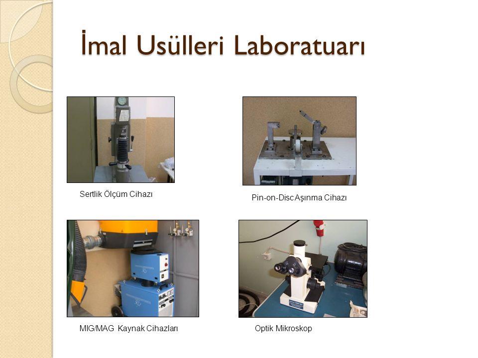 Titreşim- Ses ve Makina Dinami ğ i Laboratuarları Yrd.Doç.Dr.Aysun BALTACIYrd.Doç.Dr.Mehmet SARIKANAT Arş.Grv.B.Oğuz GÜRSES Araştırma Konuları : Elektromekanik sistem tasarımı Aktif titreşim kontrolü Gürültü kontrolü Kompozit malzemelerin titreşim özellikleri Biomalzemeler Aktif Projeler: Aktif Manyetik Yatak Tasarımı (TÜBİTAK, elektronik müh ile ortak) Düşük Maliyetli Kapasitif Konum Sensörü Tasarımı (elektronik müh ile) Voicecoil Tasarımı (elektronik müh ile) Biomalzemeler (kimya müh, elektronik müh, biyomühendislik, tekstil) Fiber Çekme Cihazı Tasarımı (DEÜ makina ile) Mekanik Yükler Altındaki Hücre Davranışları (DEÜ mikrobiyoloji - genetik ile) Çalışılmak İstenen Konular: Elektroaktif Polimeler Bakteri Tabanlı Mikrosistemler Arş.Grv.Mehmet ERKEK