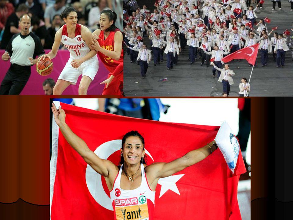 Olimpiyat Oyunlarında Türkiye