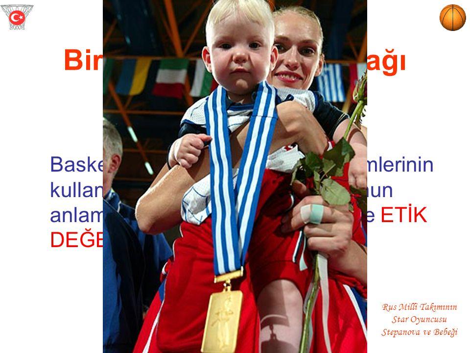 Bir Diğer Endişe Kaynağı GELECEK! Basketbolda doping madde/yöntemlerinin kullanılması sporcu sağlığını, oyunun anlamını, çocukların SAĞLIĞINI ve ETİK
