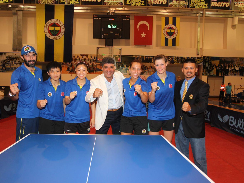 Avrupa Masa Tenisi Federasyonu bünyesinde yapılan ve bünyesinde bulundurmuş olduğu 6 sporcusunun dünya kılasmanındaki puanlarının toplamı ile yapılan tasnifteki ilk 8 kulübün katılabildiği kulüp müsabakalarıdır.