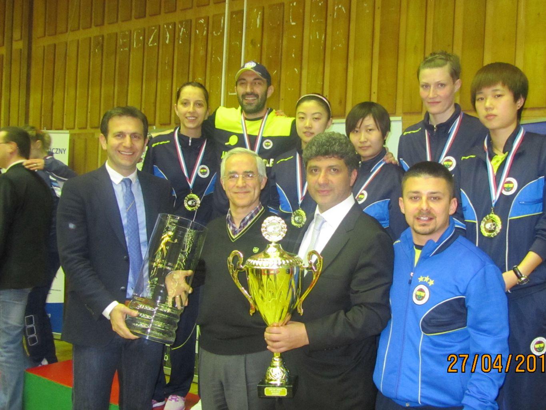Avrupa Masa Tenisi Federasyonu bünyesinde yapılan ve Ülkelerin en üst liglerindeki takımlardan ilk 6 takımın katılabildiği kulüp müsabakalarıdır.