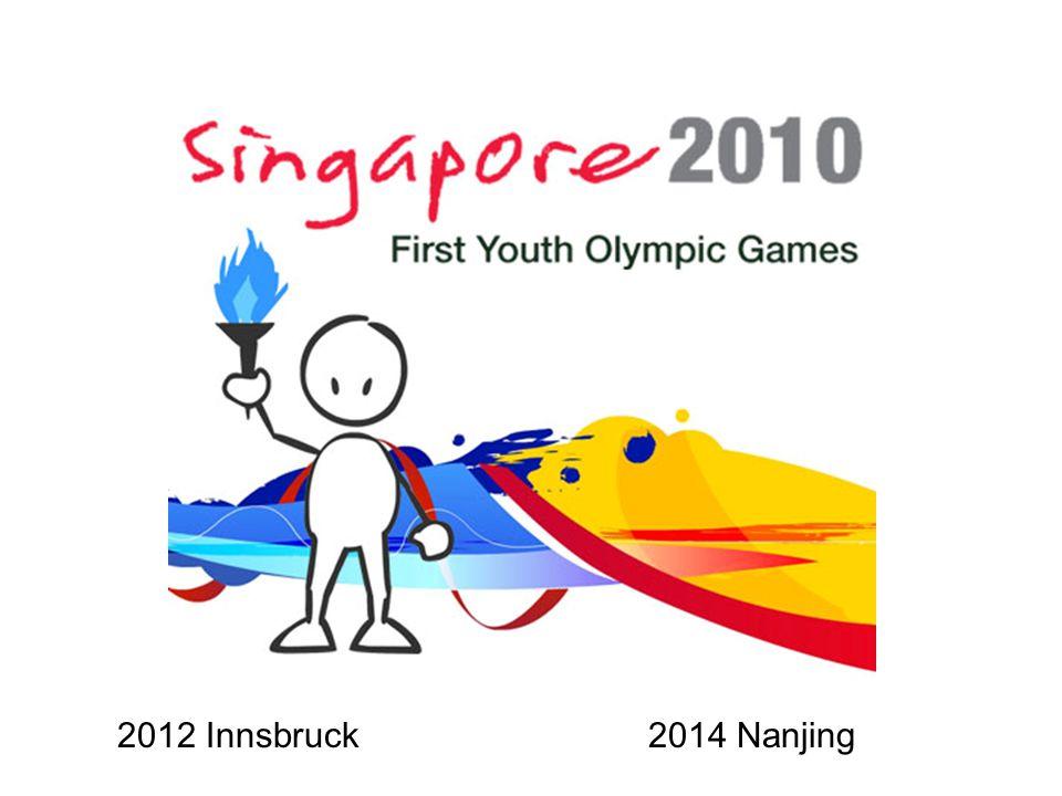 2012 Innsbruck2014 Nanjing