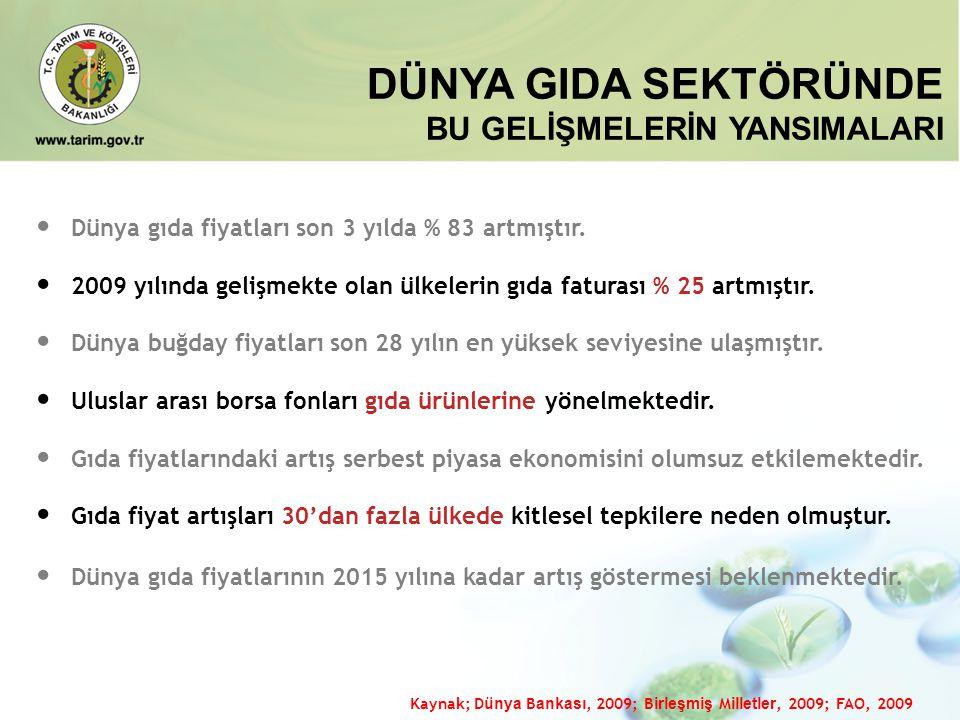 22 Ağustos 2014 38 47 Politikalar - 3 Pazara daha kaliteli ve daha güvenilir ürünler sunulması İyi tarımsal üretime yönelik avantajlı konumun değerlendirilmesi ihracatımızın artırılması 