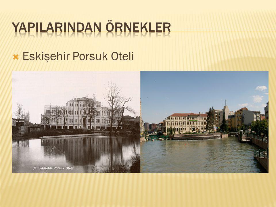  Eskişehir Porsuk Oteli