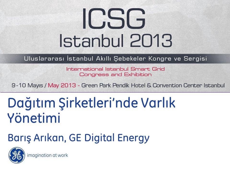 12 10.05.2013 Akıllı Şebekeler'in tam zamanı Bilgi altyapısı İki altyapının entegrasyonu ile...