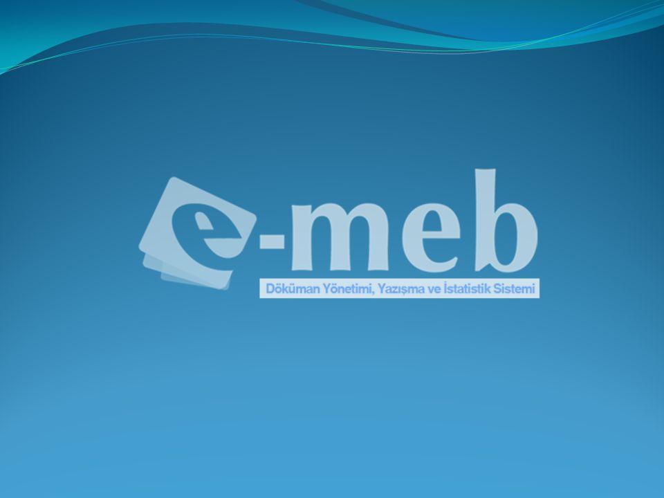 Doküman Yönetimi Yazı ş ma ve İ statistik Sistemi