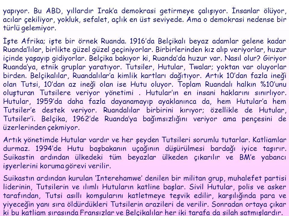 1967: EOKA örgütü, Yunan hükümetinden aldığı destekle Türkler'e karşı saldırılarını yoğunlaştırıyor.