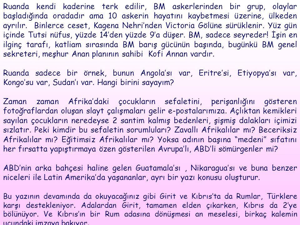 1983: 'Kendi kaderini tayin hakkı'na dayalı 'Kuzey Kıbrıs Türk Cumhuriyeti' (KKTC)'nin kurulduğu ilan ediliyor.