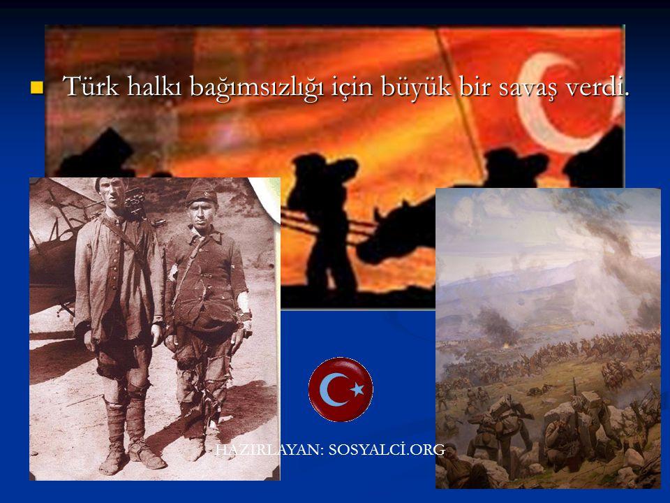 Atatürk 19 mayıs 1919'da SAMSUN'A çıkarak kurtuluş savaşını başlattı. Atatürk 19 mayıs 1919'da SAMSUN'A çıkarak kurtuluş savaşını başlattı. M. Kemal S