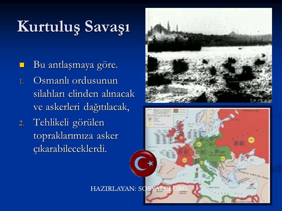 Sakarya Meydan Savaşı'nın Önemi Nedir?(23 Ağustos-13 Eylül 1921) HAZIRLAYAN: SOSYALCİ.ORG