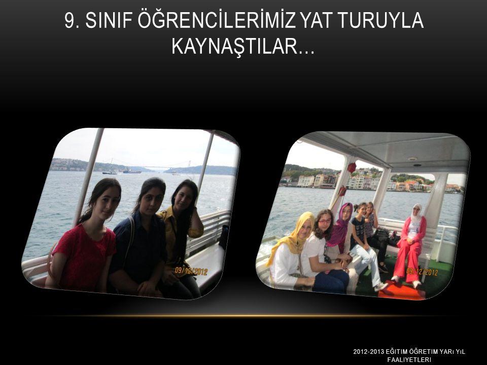 11 A SINIFI BOĞAZİÇİ FATİHİ Özel Maltepe Coşkun Anadolu Lisesi 11A sınıfı öğrencileri önceki gün Boğaziçi Üniversitesine bir gezi düzenledi.