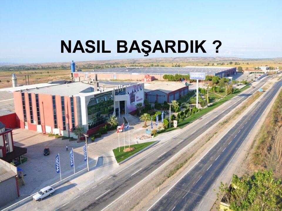 NASIL BAŞARDIK