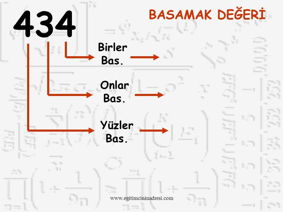882 Birler Bas.Onlar Bas. Yüzler Bas.