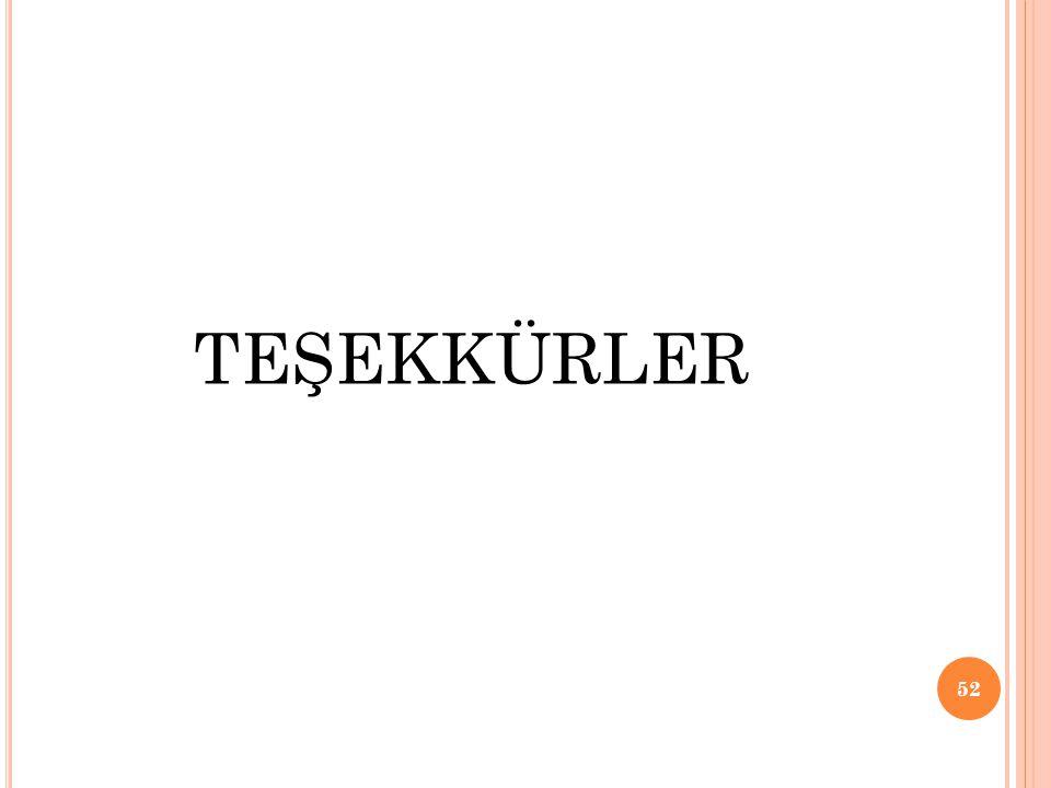TEŞEKKÜRLER 52