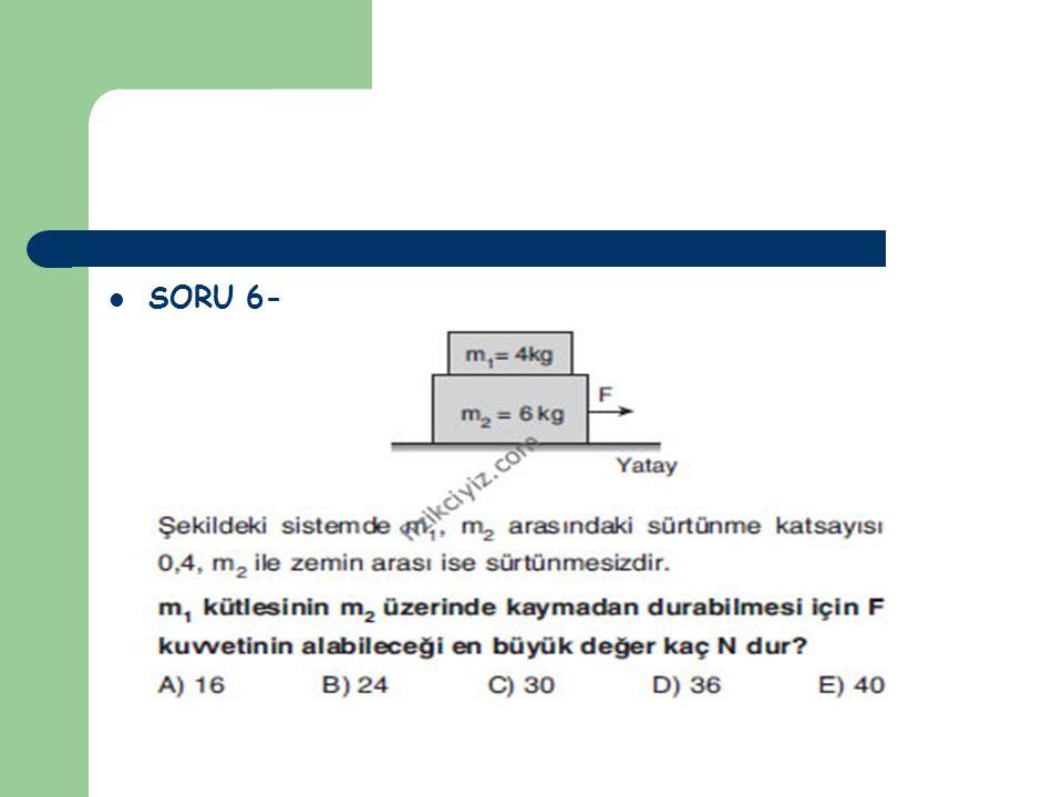 SORU 6-