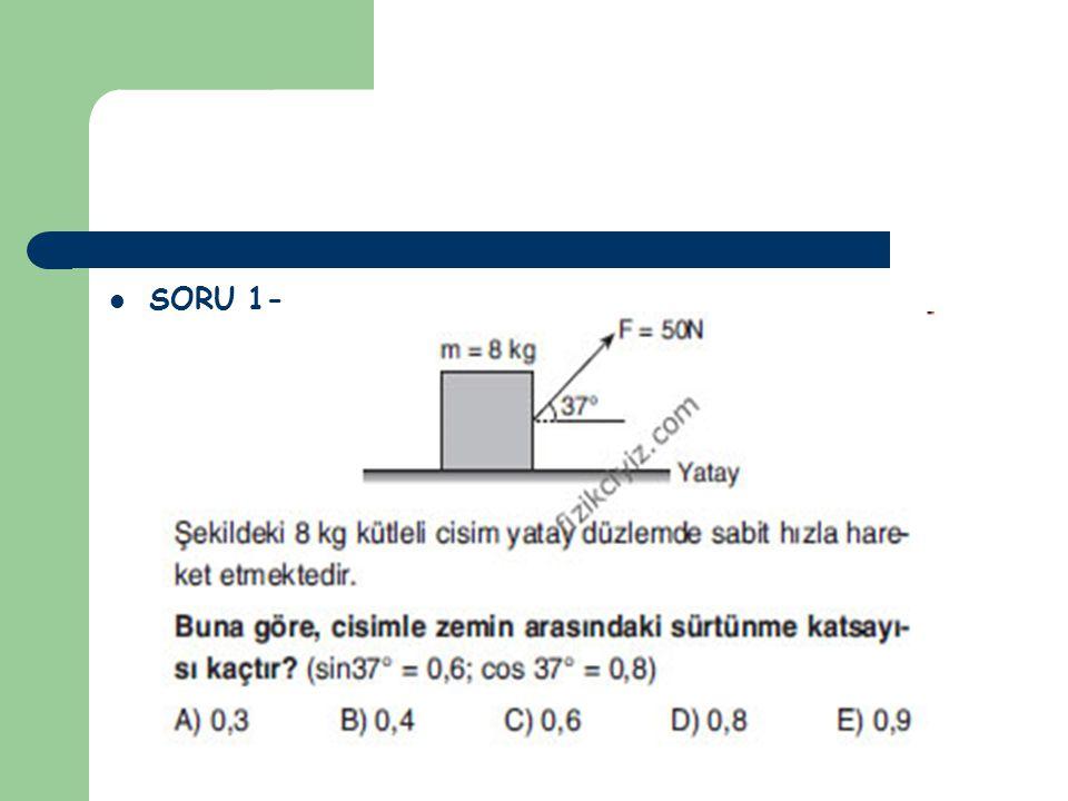 SORU 1-