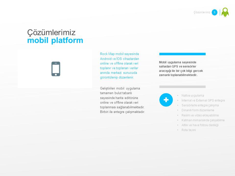 Örnek Ekranlar Web uygulaması Geliştirilen uygulama sayesinde 6 adımda sistem tam olarak devreye girmesi sağlanır.