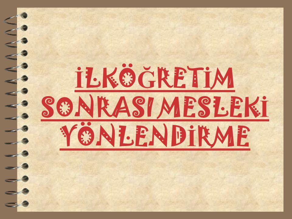 52 Anadolu Güzel Sanatlar Liseleri 4 Diploma notu en az 3.00, gireceği alanla ilgili dersin (Resim-Müzik) 4., 5., 6., 7., 8.