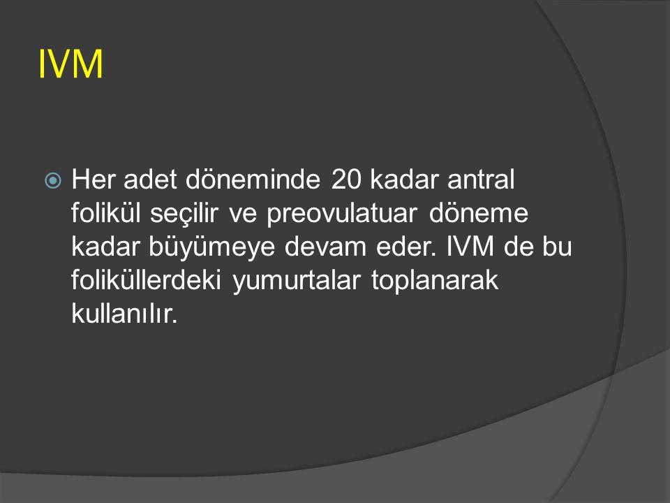 GÜN Progesteron 600 mg/gün Östradiol 6 mg/gün Ultrason - Endometrium ≥6 mm - En büyük folikül 14 mm - Endometrium ≥6 mm - En büyük folikül 14 mm Protokol TRANSFER +2 βhCG test +14 ICSI 0 OPU