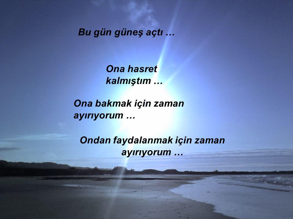 Musique : Southern Skies de Solitudes Tercüme :Y.Haznedaroğlu Janvier 2008
