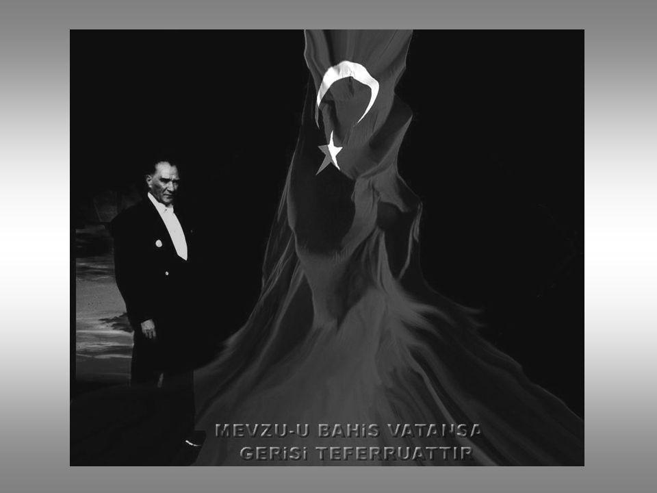Türkiye'mizin dört bir yanında -resmi ya da özel- işyeri ve evlerimize astığımız ATATÜRK fotoğraflarının anlamını da bu çerçevede değerlendirebiliriz.