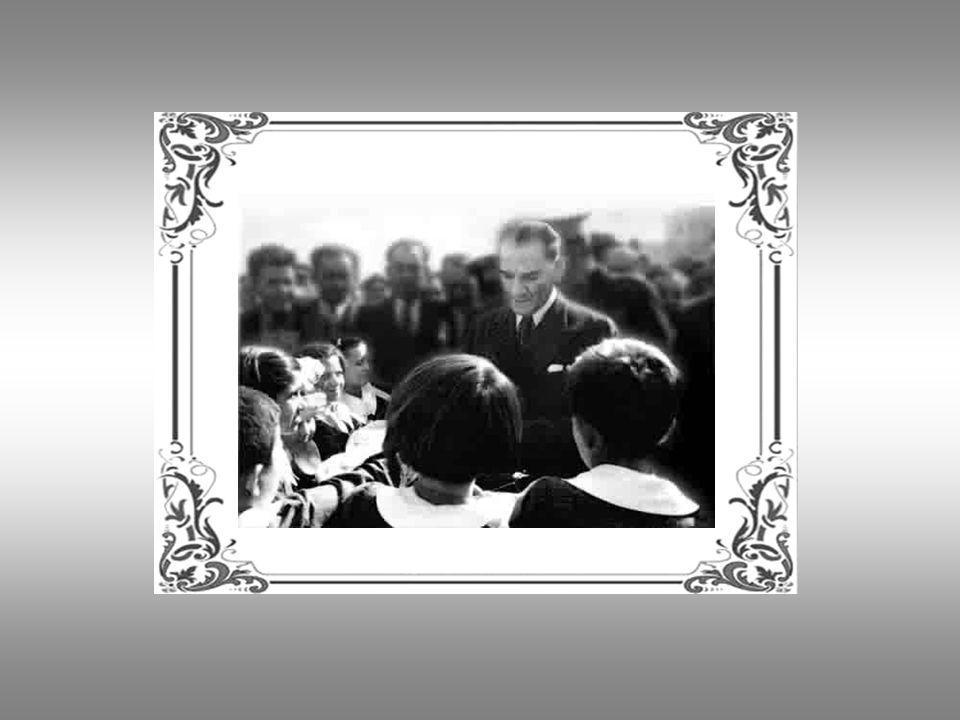 Her ne kadar 1988'den bu yana, Ebedi Önderimizi yas tutmadan anıyor olsak da, Gazi Mustafa Kemal ATATÜRK'ü anlayabilecek zihin ve gönül kapasitesine sahip olanlar, On Kasım'larda, yanaklarından süzülen o birkaç damla yaşa engel olamazlar.