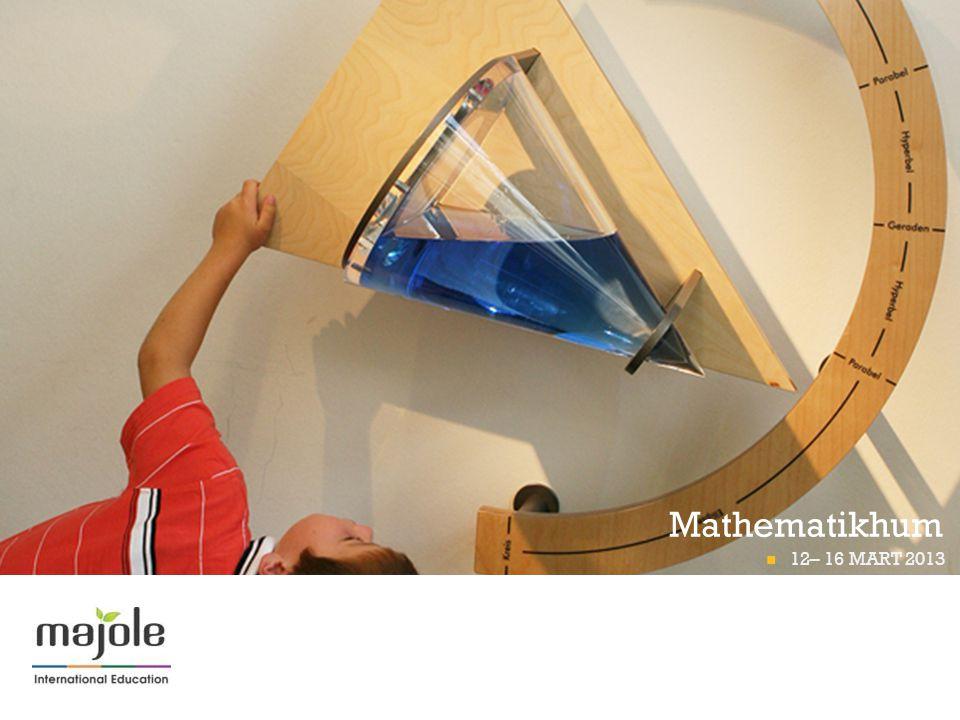 + Mathematikhum 12– 16 MART 2013 FRANKFURT P İ GÜNÜ 12– 16 MART 2013