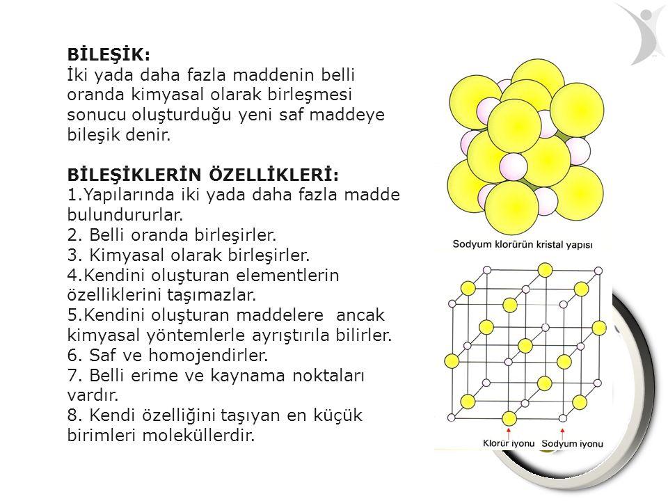 ERİME NOKTASI FARKI İLE AYIRMA: Katı-katı karışımları, katıların erime noktalarının farklı olmasından yararlanılarak ayrıştırılır.
